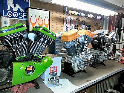 Harley Engine Repair Rebuild Service Pennsylvania